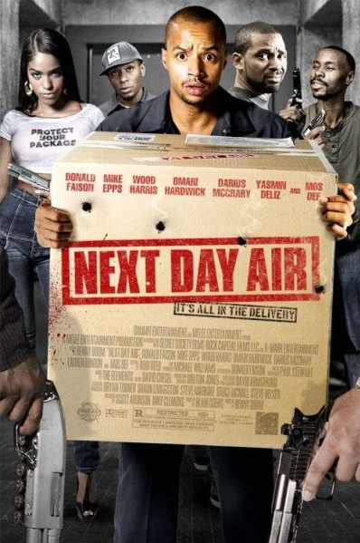 Poster Next Day Air