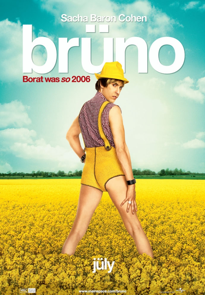 Poster Brüno (c) Universal Pictures