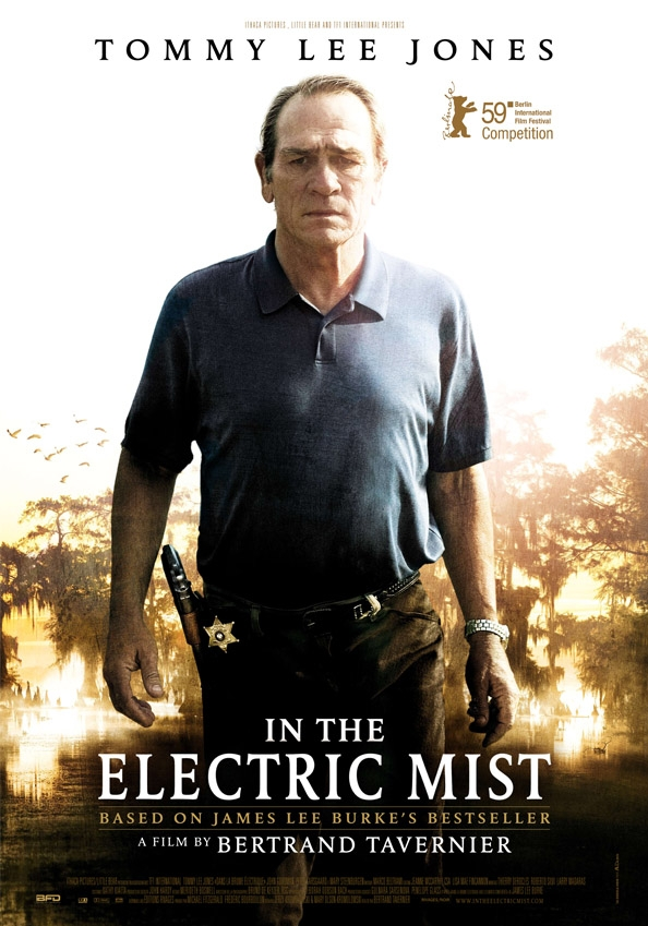 Poster In the Electric Mist (c) Benelux Film Distributie