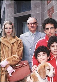 Still uit 'The Royal Tenenbaums' (c) 2002 Buena Vista International