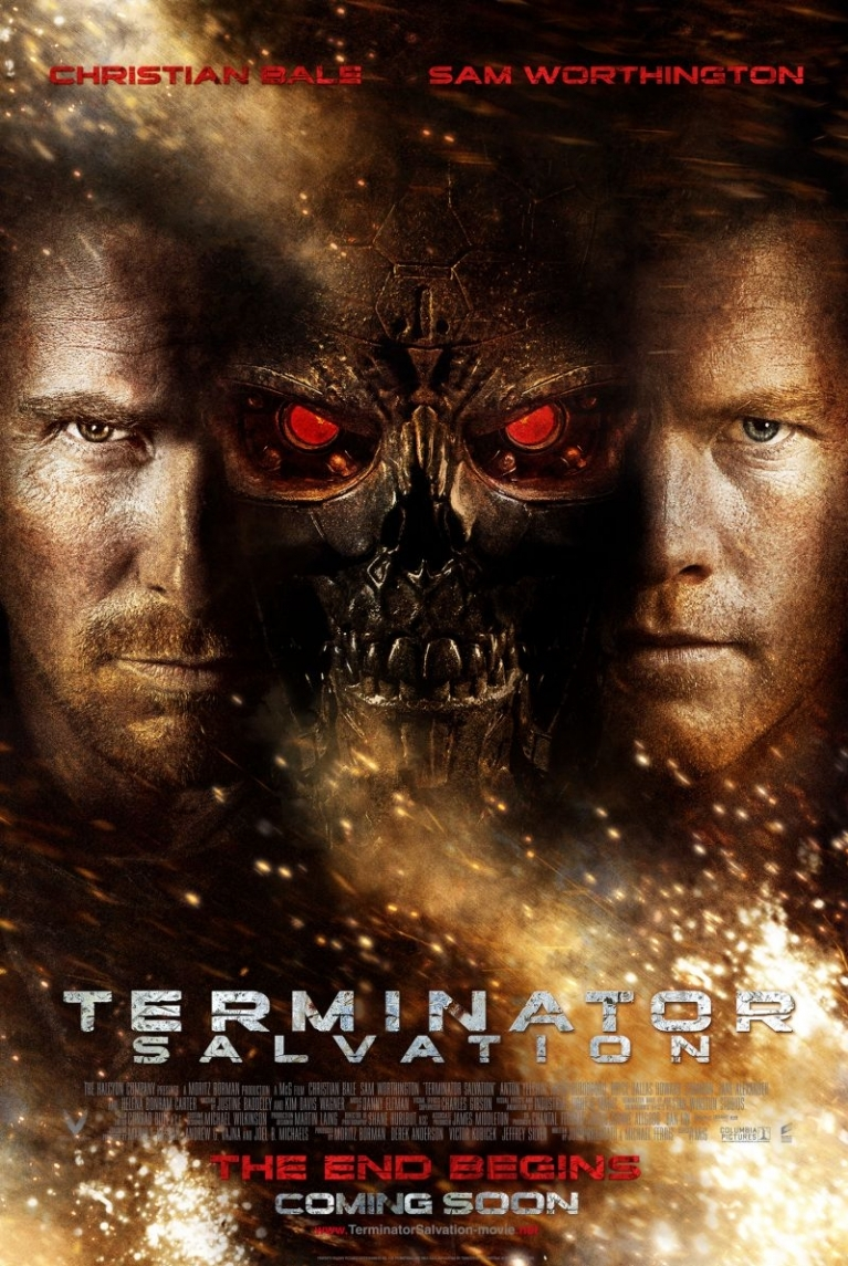 Terminator Salvation (c) Sony Pictures Releasing