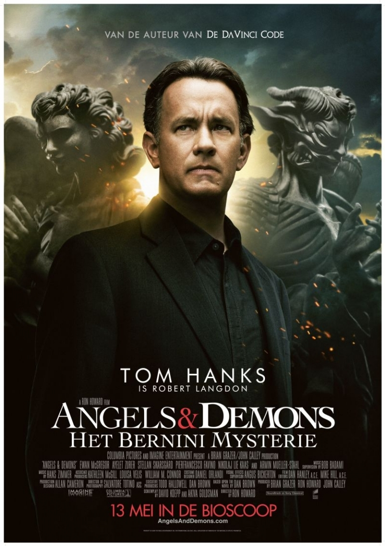 Angels & Demons (c) Sony Pictures Releasing
