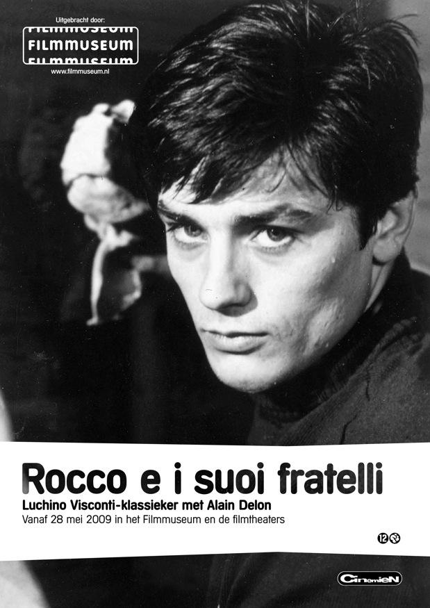 Poster Rocco e i suoi fratelli (c) Filmmuseum