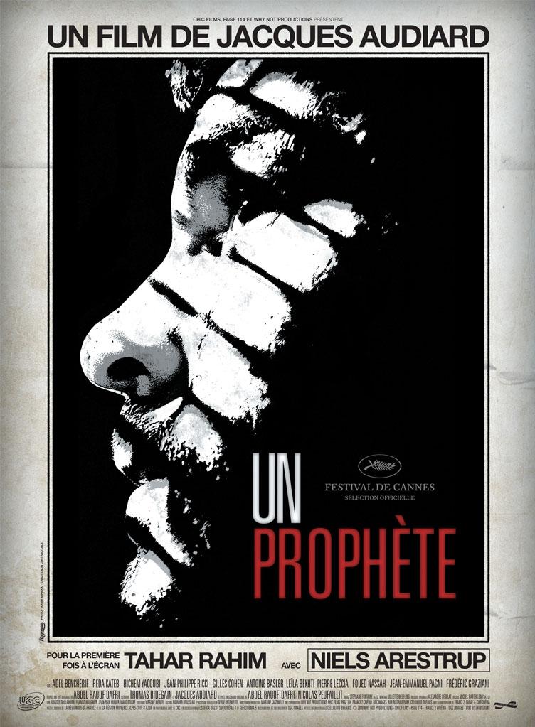 Poster Un prophete