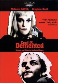 Poster 'Cecil B. Demented' (c) 2001 A-Film