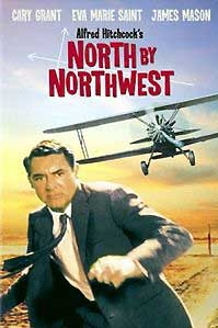 dvd cover 'North By Northwest' © 2001 Warner Home Video