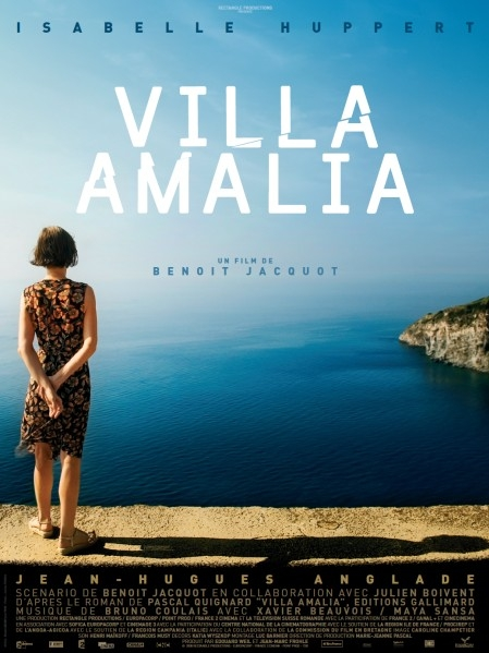Poster Villa Amalia