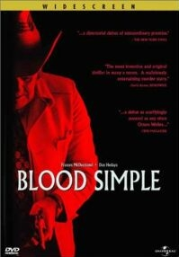 poster 'Blood Simple' © 2000 Columbia TriStar
