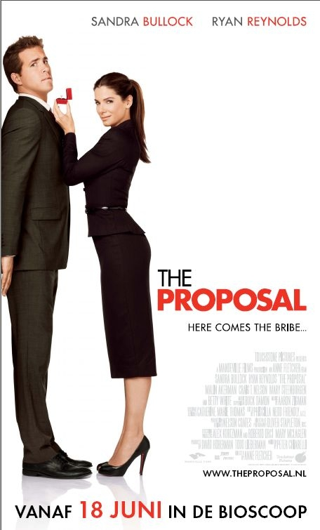 The Proposal (c) Walt Disney Motion Pictures