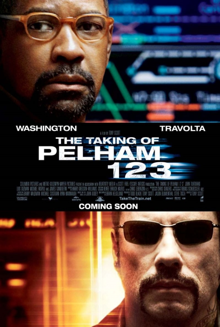 The Taking of Pelham 1 2 3 (c) Sony Pictures Releasing