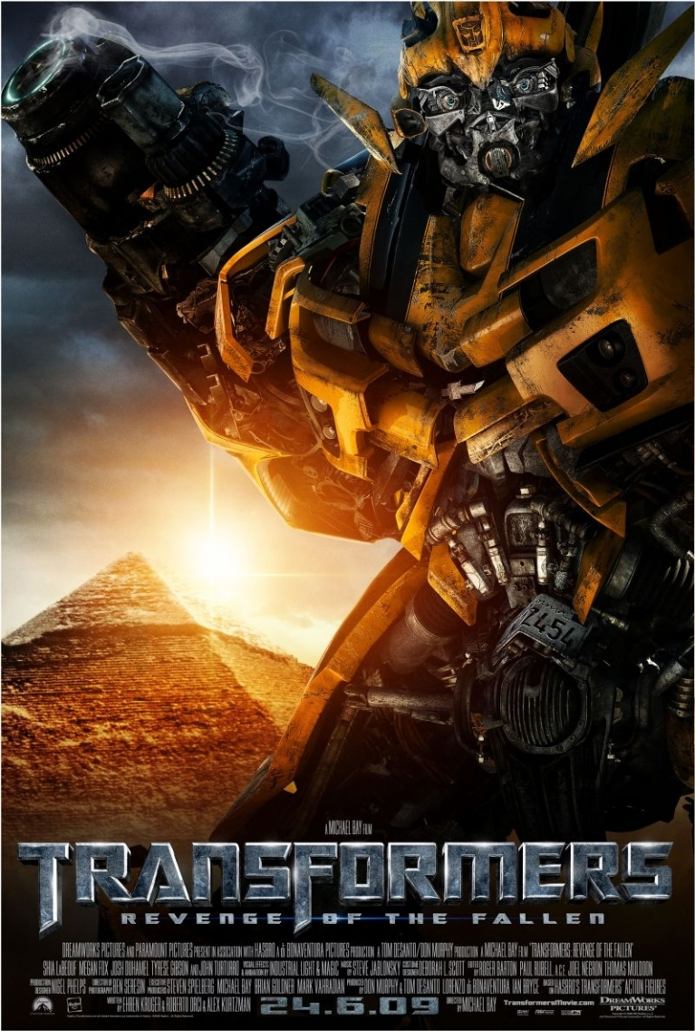 Transformers: Revenge of the Fallen (c) Universal Pictures