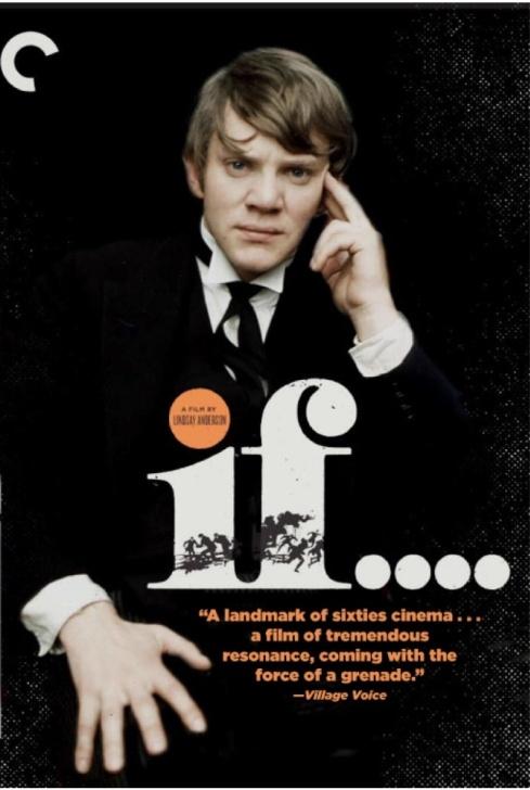 Originele Engelse poster uit 1969