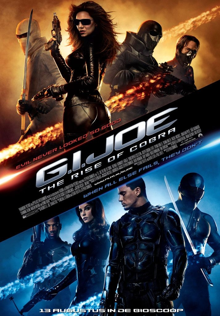 G.I. Joe: The Rise of Cobra (c) Universal Pictures International
