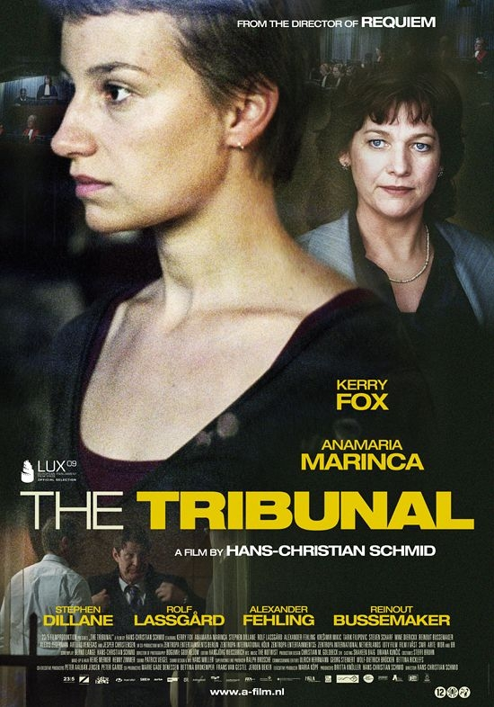 The Tribunal poster, © 2009 A-Film Quality Film
