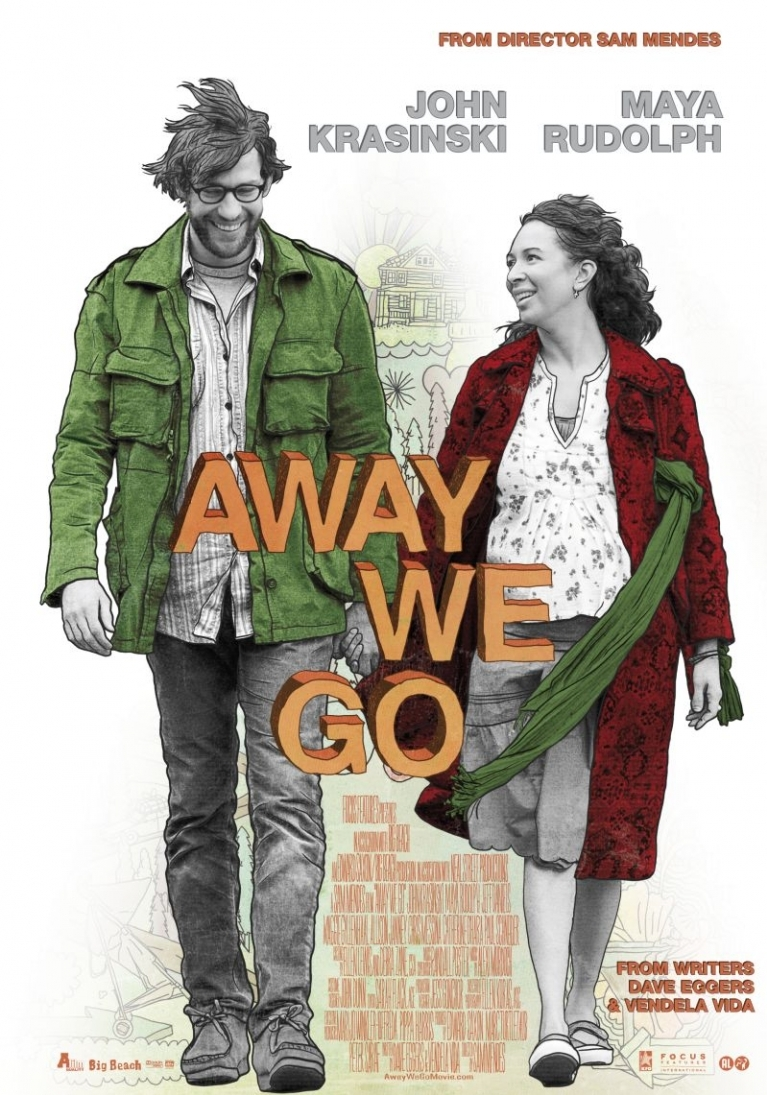 Away we go (c) A-film