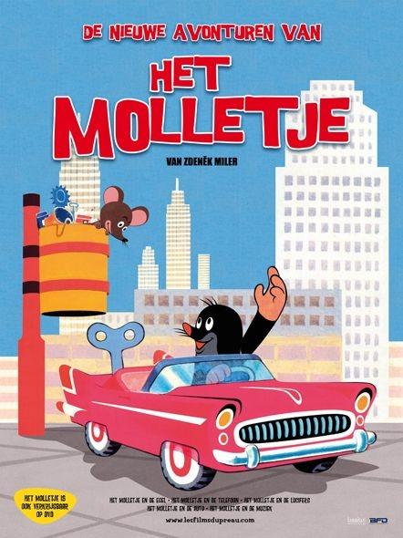 De nieuwe avonturen van het molletje (c) Benelux Film Distributie