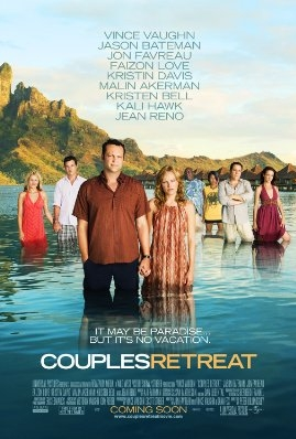 Couples Retreat poster, © 2009 Universal Pictures