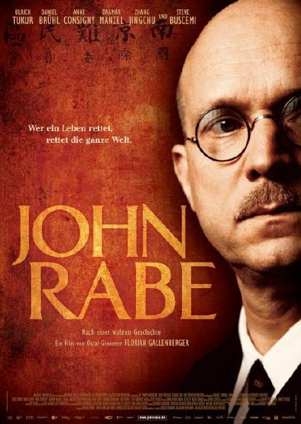 John Rabe poster, © 2009 Cinemien