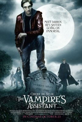 Cirque Du Freak: The Vampire's Assistant poster, © 2009 Universal Pictures