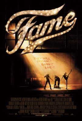 Fame poster, © 2009 Recorded Cinematographic Variety