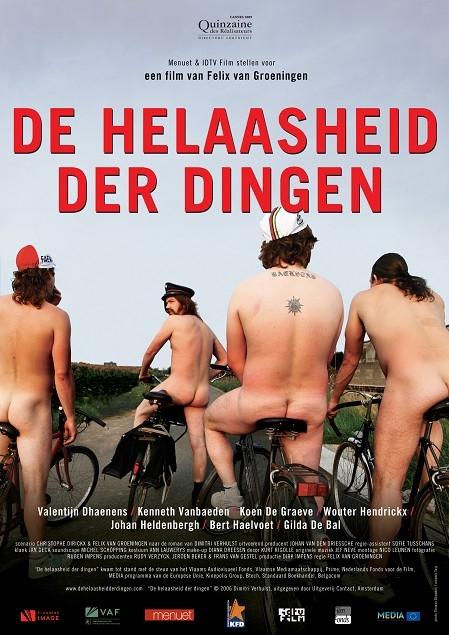 De Helaasheid der dingen poster, © 2009 Wild Bunch