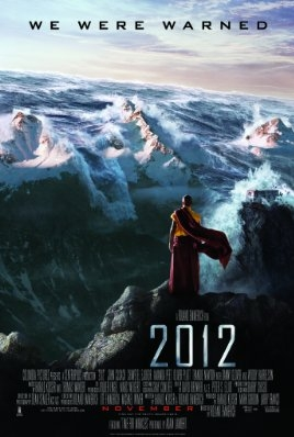 2012 poster, © 2009 Sony Pictures Releasing