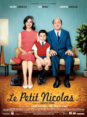 Le petit Nicolas poster, copyright in handen van productiestudio en/of distributeur