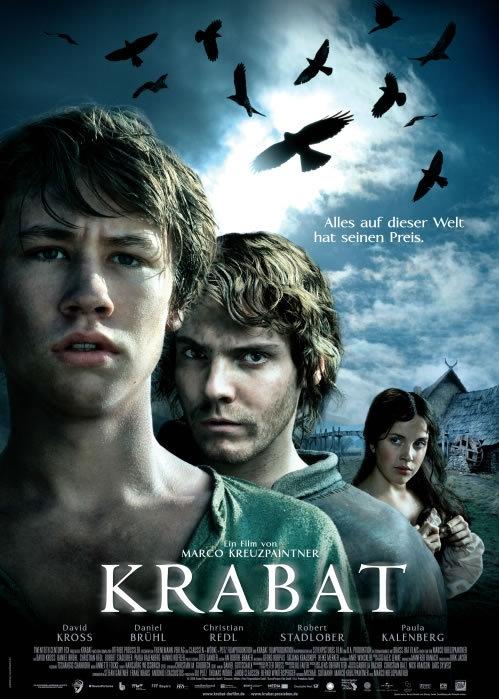 Krabat - Meester Van De Zwarte Molen poster, © 2008 Twin Film