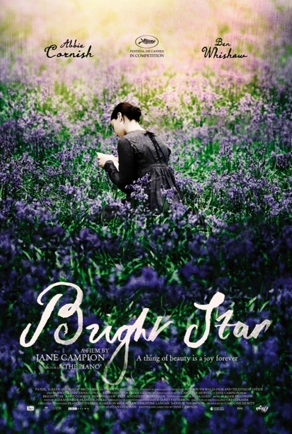 Bright Star poster, © 2009 Paradiso