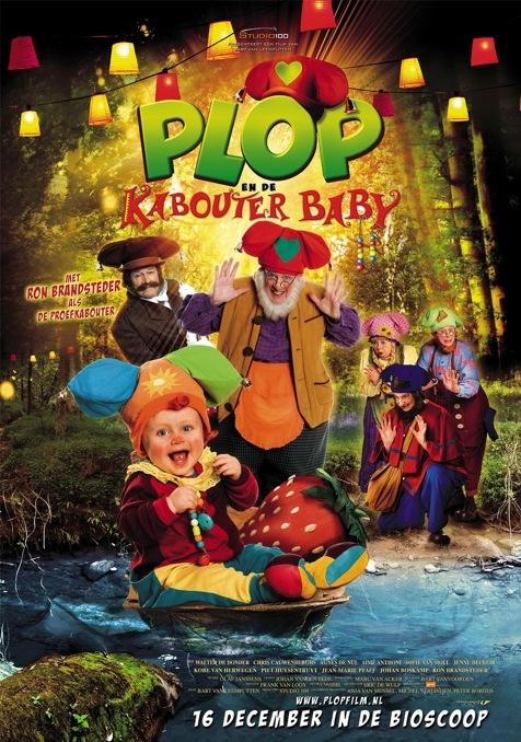Plop en de Kabouterbaby poster, © 2009 Independent Films