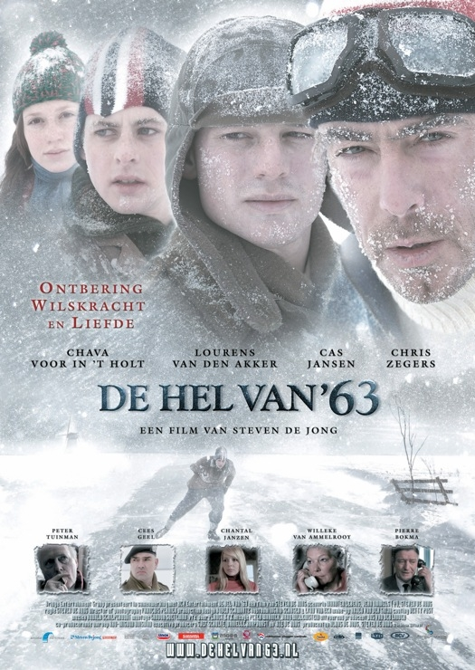 De hel van '63 poster, © 2009 E1 Entertainment Benelux