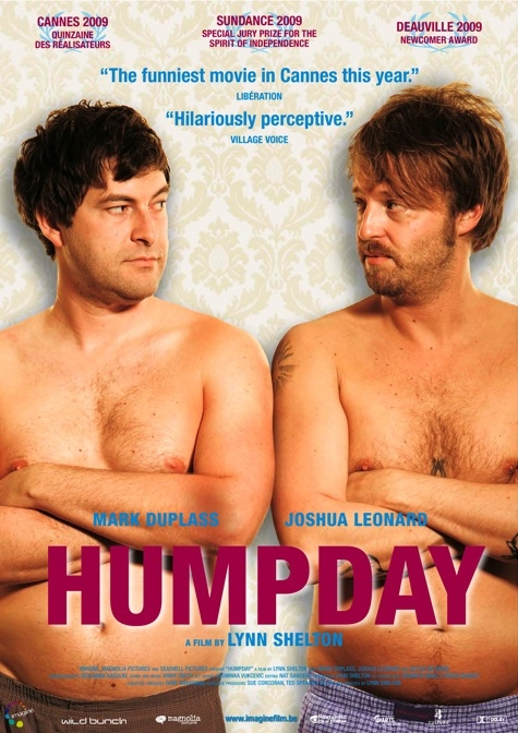 Humpday poster, © 2009 Wild Bunch