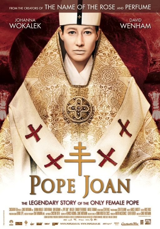 Pope Joan poster, © 2009 E1 Entertainment Benelux