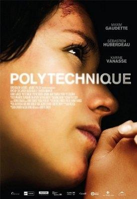 Polytechnique  poster, copyright in handen van productiestudio en/of distributeur