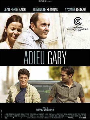 Adieu Gary poster, copyright in handen van productiestudio en/of distributeur