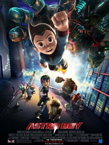 Astro Boy poster, © 2009 Independent Films