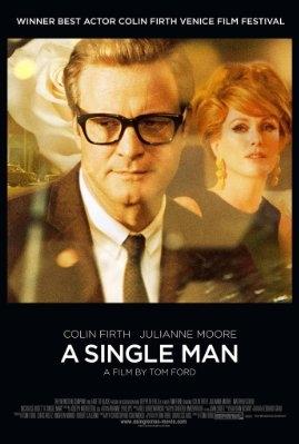 A Single Man poster, © 2009 Cinéart