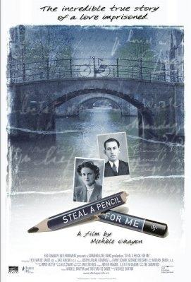 Steal a Pencil for Me poster, copyright in handen van productiestudio en/of distributeur