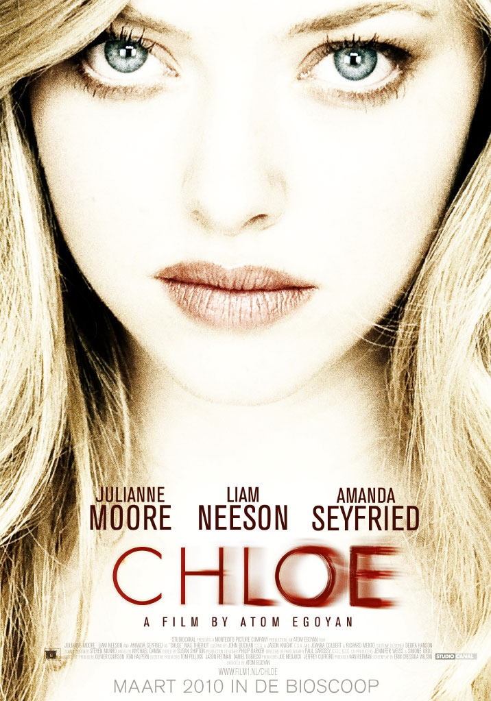 Chloe poster, © 2009 Universal Pictures
