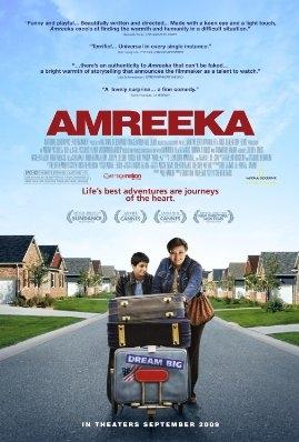 Amreeka poster, copyright in handen van productiestudio en/of distributeur