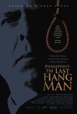 The Last Hangman poster, copyright in handen van productiestudio en/of distributeur