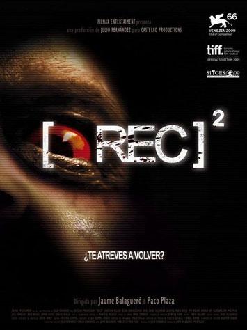 [Rec] 2 poster, © 2009 Cinéart