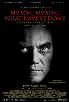 My Son, My Son, What Have Ye Done poster, © 2009 Amstelfilm