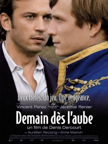 Demain dès l'aube poster, © 2009 Benelux Film Distributors