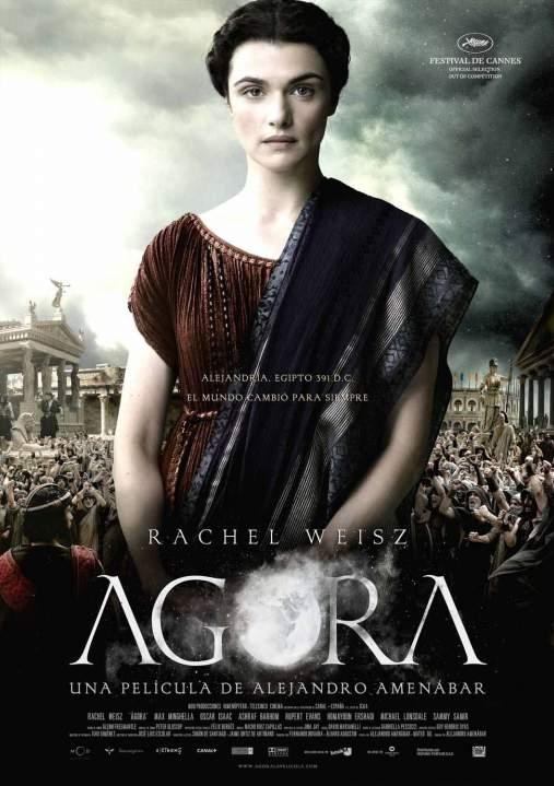 Agora poster, © 2009 Benelux Film Distributors