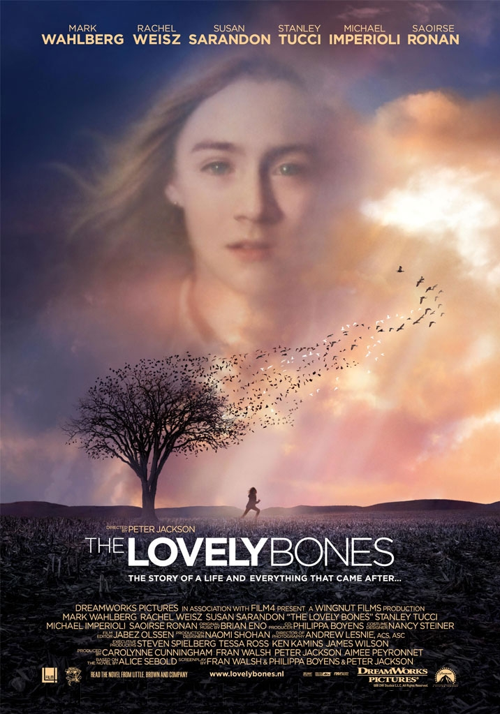 The Lovely Bones poster, © 2009 Universal Pictures