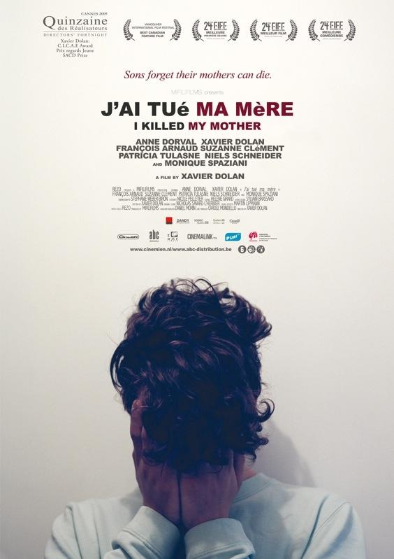J'ai Tué Ma Mère poster, © 2009 Cinemien