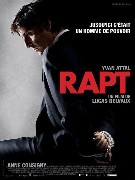 Rapt poster, copyright in handen van productiestudio en/of distributeur