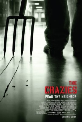 The Crazies poster, © 2010 A-Film Entertainment