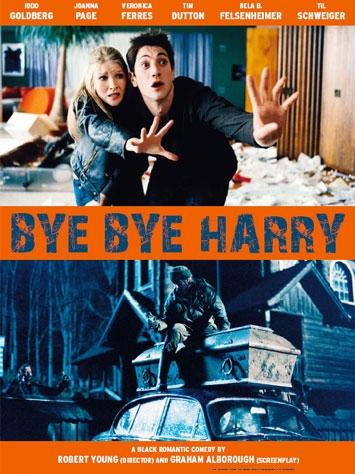 Bye Bye Harry! poster, copyright in handen van productiestudio en/of distributeur